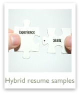 Try these combination resume examples on for size!
