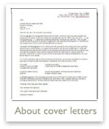 How to craft a killer cover letter