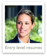 New to the job market? Check out our entry-level samples