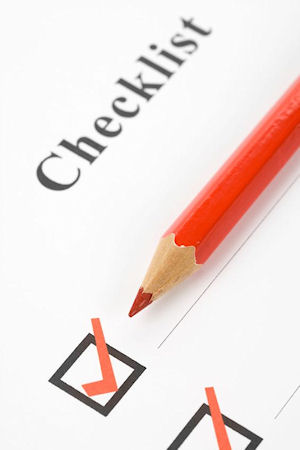 Follow this dos and don'ts checklist of job interview help!