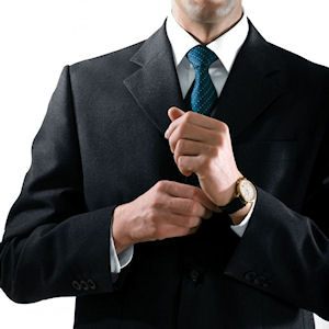 Here is some job interview help - dress for success!
