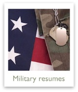 Transitioning from the military into civilian life? Check out these sample resumes
