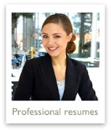 Sample our professional resume examples