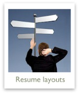 Get the lowdown on resume layouts and how to use them