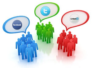 Use social networking to get the word out about your job search