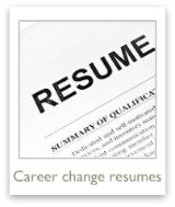 Learn how to write a resume that will assist your career change