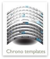 Check out our traditional chronological resume templates