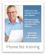 Learn to start your own online home business in just 12 easy lessons... online!