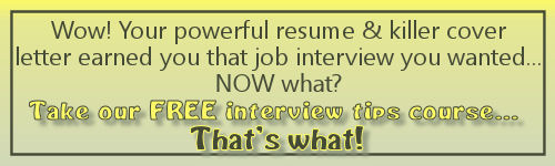 Learn how to master job interviews with our FREE course