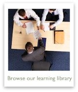 Explore our learning library - articles & resources