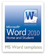 We even have a few MS Word resume templates