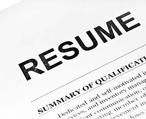 When you need a professional resume example, we are here!