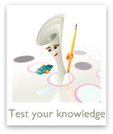 Test your knowledge with one of our quick quizzes