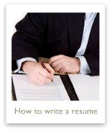 Writing a resume tips and more