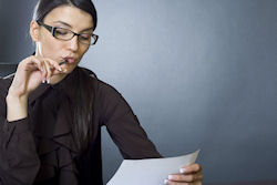 Resume writing begins with the right resume format