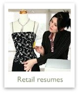 Looking for some sample retail resumes?