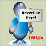 Advertise here with a 160x160px ad