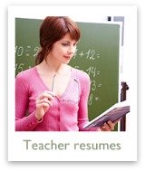 Teaching resumes can be found here