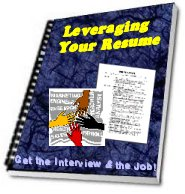 interview tips course cover graphic