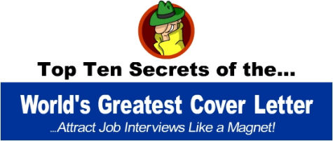 Top 10 Secrets of Cover Letters, by Jimmy Sweeney